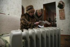 Дали отопление а батареи холодные куда обращаться