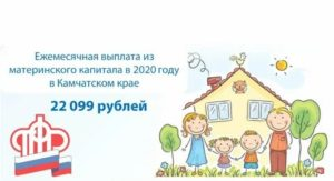 Краевой Материнский Капитал В Камчатском Крае В 2020