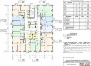 Общая площадь многоквартирного жилого дома как считается
