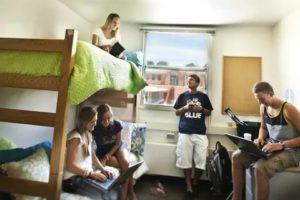 Сколько Человек Может Проживать В Комнате В Общежитии