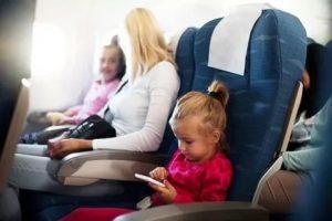 До Какого Возраста Дети Бесплатно Летают На Самолете