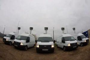 Автомобили с камерами на крыше что фиксируют