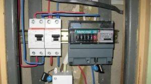 Правила установки электросчетчика в частном доме 2020