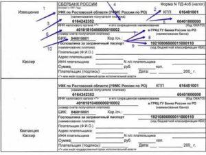 Как Поменять Имя В Паспорте Россия Стоимость Госпошлины