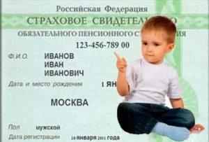 Где Можно Получить Снилс На Ребенка В Новосибирске