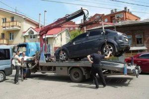 Забирают ли машину на штрафстоянку без страховки