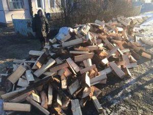 Как получить дрова бесплатно от государства 2020