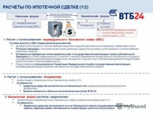 Втб 24 образец ипотечного договора втб