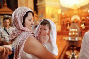 Почему Родители Не Могут Быть Крестными Своего Ребенка