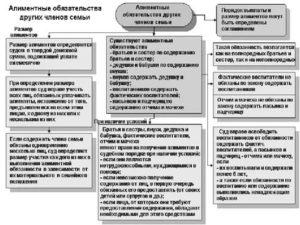 Каким законодательством определяются алиментные обязательства в международных правоотношениях