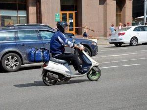 Можно ездить на скутере с б категорией
