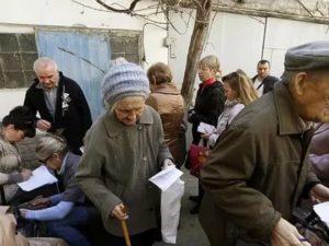 Новые Правила Получения Пенсий Для Переселенцев Из Донбасса