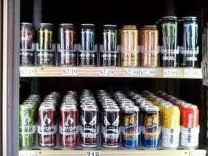 Со скольки лет продают безалкогольные энергетики 2020