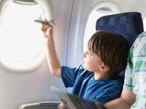 До Скольки Лет Бесплатно Можно Летать Ребенку На Самолете