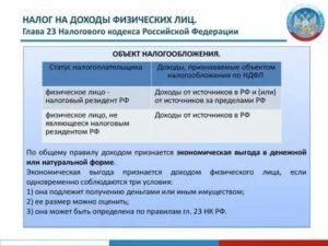 Налог на дополнительный доход физических лиц 2020