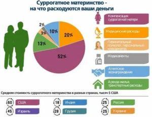 Сколько Стоит Суррогатная Мать В России Цена 2020