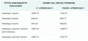 Размер Пенсии По Инвалидности 1 Группы В Беларуси