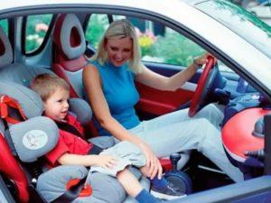Можно ли детей возить спереди в кресле