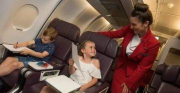 До Скольки Лет Ребенку Можно Летать На Самолете Бесплатно