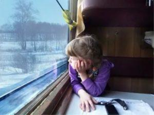 До Скольки Лет Бесплатный Проезд В Поезде Для Детей
