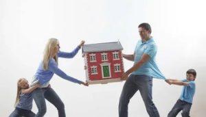 Развод если есть ипотека и несовершеннолетний ребенок