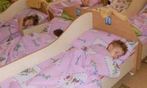 Тихий час в детском саду до скольки